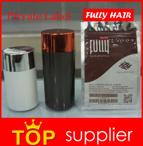 Fully Keratin Hair Building Fibers for Hair Regrowth 18 Colors pictures & photos