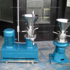 Guangzhou Hundom Stainless Steel Sweetened Bean Paste Colloid Mill pictures & photos