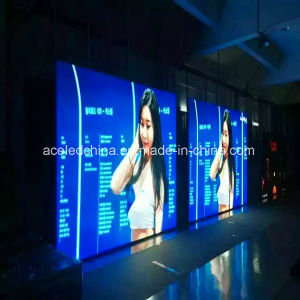 P2.5 Die-Casting Video Screen Panel LED Display for Stage pictures & photos