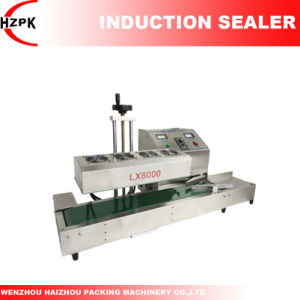 Lx-6000A Continuous Induction Sealer Sealing Machine pictures & photos