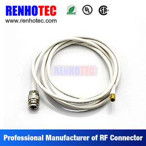 IPX/UFL to TNC Female Bulkhead Pigtail Cable pictures & photos
