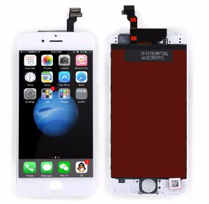 OEM LCD with Digitizer Assembly for iPhone 6 White pictures & photos