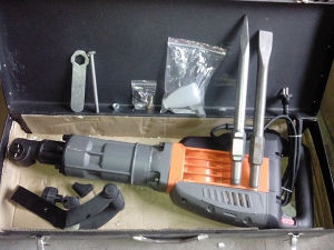1510W 29mm Hex Heavy Duty Breaker Hammer (HD6003) pictures & photos