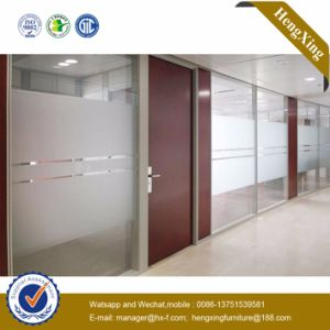 Modern Office Furniture Aluminum Tempered Glass Partition Wall (NS-NW005) pictures & photos
