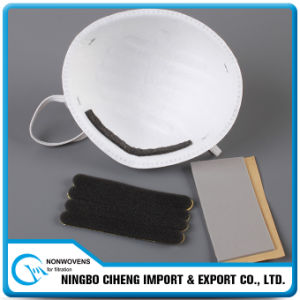 Nosepads Respirator Accessories Rectangle Latex Soft Nose Foam pictures & photos