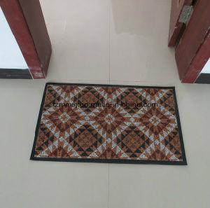 Decorative Door Mat PVC Entrance Floor Mat pictures & photos