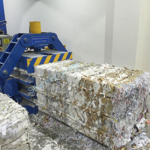 Hba40-7272 Automatic Hydrulic Packing Machine for Recycling Material pictures & photos
