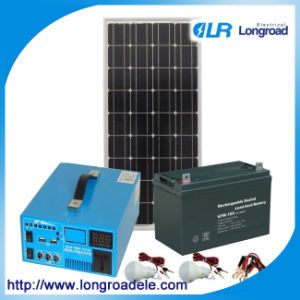 500W Solar Power Kit, Solar Power for Sale pictures & photos