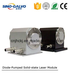 YAG Diode-Pumped Solid-State Laser Module 75W pictures & photos