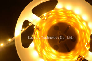 China manufacturer SMD 3528 300LEDs Flexible LED tape pictures & photos