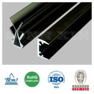 Black Anodized Aluminum Extrusion for Exhibition pictures & photos