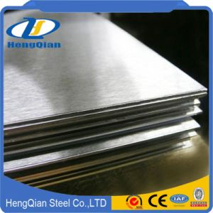 ASTM 201 304 316 2b Ba No. 4 Hl Stainless Steel Sheet for Decorative pictures & photos