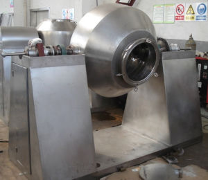 Szg Type Double-Tapered Rotary Vacuum Dryer 1500L pictures & photos