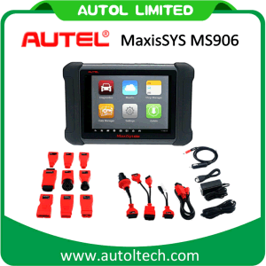 [Authorized Distributor] Newest Autel Maxisys Ms906 Automotive Diagnostic System Full Package Ms906 Powerful Than Maxidas Ds708 Diagnostic Scanner pictures & photos