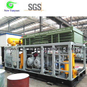 25MPa CNG Natural Gas Cylinder Filling Compressor Ce Certified pictures & photos