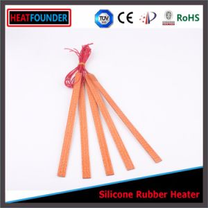 Electric Silicone Nickel Alloy Wire Resistance Band Drum Heater pictures & photos
