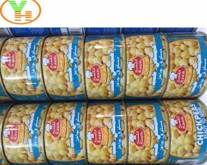 Canned  Chick  Pea  in Water for High Quality in Best Price pictures & photos