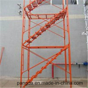 China Steel Frame Scaffolding for Building pictures & photos