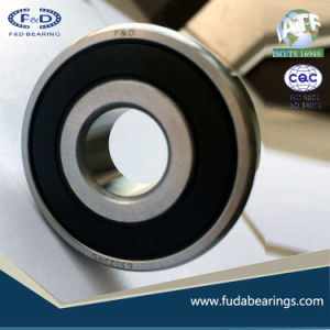 F&D CBB Bearings 6302 2RS Fan Motor Bearings Made in China pictures & photos