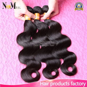 Brazilian Hair/Virgin Hair Extension/Remy Human Hair 100% Human Hair pictures & photos