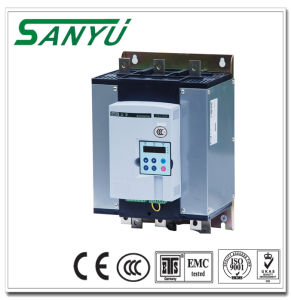 Shanghai Sanyu on Line Type Motor Soft Starter (SJR2-5000) pictures & photos