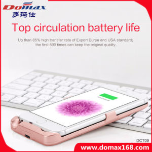 Portable Li-Polymer Battery for iPhone Case Power Bank Slim for iPhone 6 pictures & photos