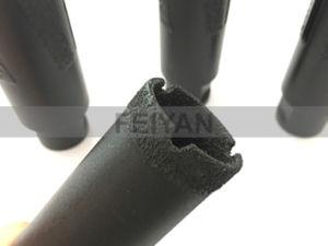 Vacuum Brazed Dry Core Bit for Marble, Porcelain, Quartz Stone pictures & photos