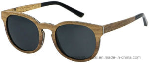 Custom Design Quality Fashion New Wood Sunglasses pictures & photos