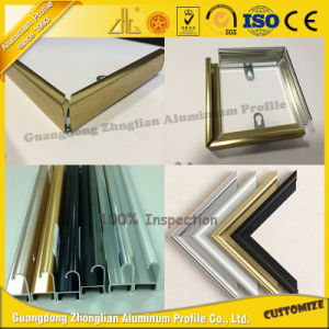 Aluminum Supplier Aluminium Alloy Photo Frame with Various Size pictures & photos