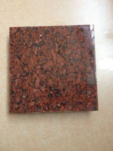 India Red Granite Stone Tiles Slabs pictures & photos