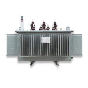 Amorphous Alloy Oil-Immersed Distribution Transformer pictures & photos