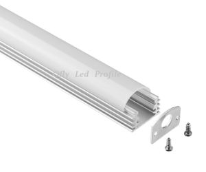 China Supplier High Quality 1m Aluminum Channel LED Extrusion for LED Strip Light pictures & photos