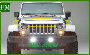 2007-2016 Jeep Wrangler Jk Undercover Brow pictures & photos