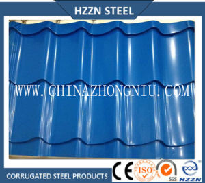 Prepainted Corrugated Steel Sheets pictures & photos