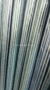 Threaded Bolt Threaded Rod Carbon Steel Zinc Plated for Export pictures & photos