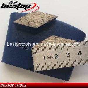 Double Shark Segments HTC Diamond Concrete Floor Tools USA pictures & photos