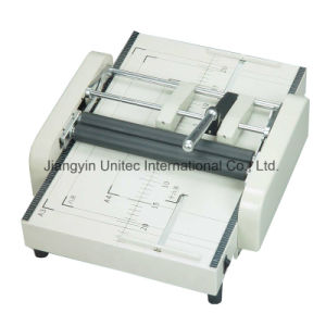 A3 Manual Booklet Maker HD-Zy1/Hbm-32A pictures & photos