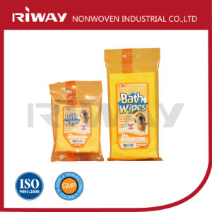 OEM/ODM Antibacterial Pet Cleaning Pet Wet Wipes, Pet Refreshing Wipes, Dog Wipes pictures & photos