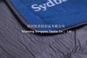 Polyester Fleece Picnic Blankets/ Customize Logo pictures & photos