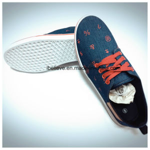 PVC Outsole Flat Shoe with Low Price with Good Quality pictures & photos