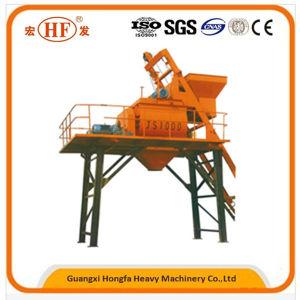 Construction Machinery Js1000 Concrete Mixer for 50m3/H pictures & photos