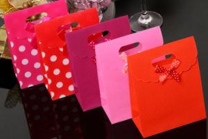 Wedding Supplies Wedding Candy Bag PVC Gift Bag pictures & photos