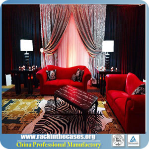Good Decoration Pipe and Drape Kits for Wedding Use pictures & photos