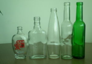 Custom Made Mini Liquor Bottles pictures & photos