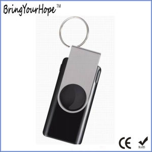 800mAh Portable Mobile Powerbank Micro USB Lightning Emergency Charger with Keychain (XH-PB-208) pictures & photos