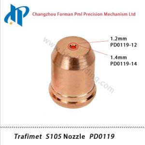 Trafimet S75 Plasma Welding Torch Consumables Kit Nozzle Pd0119 pictures & photos