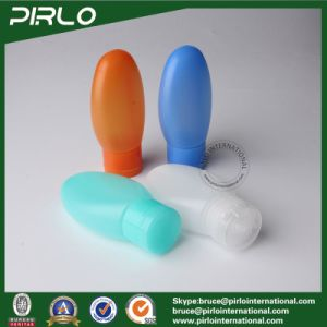 90ml Soft Tube with Flip -off Cap PP Cream Bottles Mildy Wash Package Bottles pictures & photos