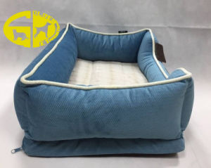 Deluxe Removable Pet Product Dog Bed pictures & photos