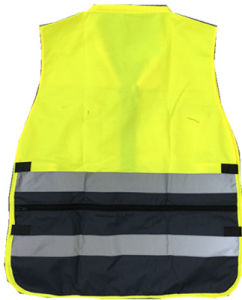 ANSI & En20471 High Visibility Class 2 Military and Muli-Fuctional Reflective Safety Vest From Factory pictures & photos