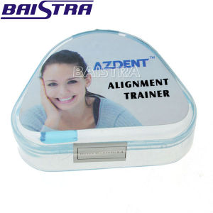 Orthodontic Clear Blue Plastic Azdent Dental Trainer Alignment pictures & photos